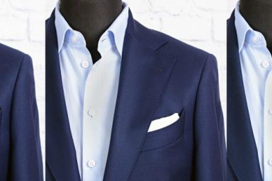 Jak dopasować poszetkę do krawata?